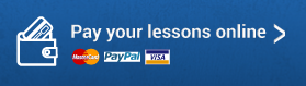 Pay your lessons online